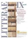 Cartel Litterae IX