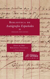 Autógrafos Españoles, II