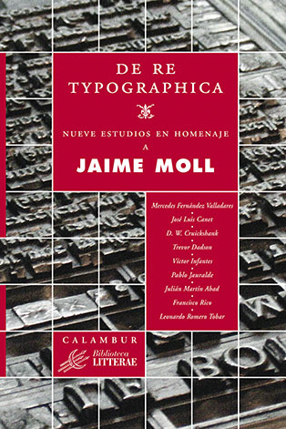 De Re Typographica