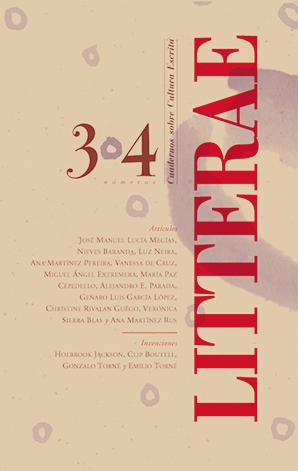 Litterae Cubierta 3-4